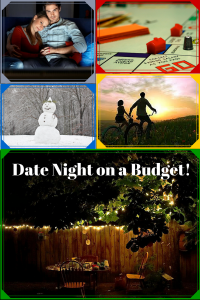 marriage - Date Night on a Budget