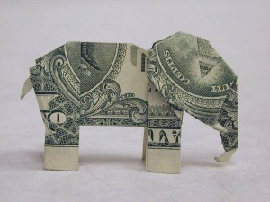 money elephant