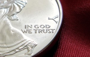 finances - coin-in God we trust