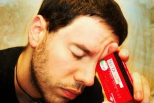male credit card